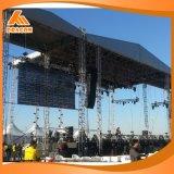 Braguero de aluminio de la etapa de los acontecimientos al aire libre con el sistema de la azotea (CS30)