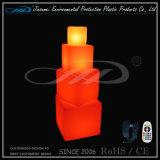 Wasserdichte LED-Würfel-Sitzstuhl-Beleuchtung