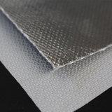 Жары стеклоткани теплозащиты ткань алюминиевой Coated отражательная