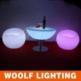 リモート・コントロールLED棒家具、LEDの椅子