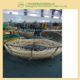 Boyau hydraulique tressé de fil (EN853-1SN-5/8)