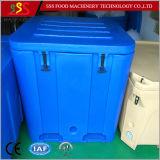 Casella di superficie di plastica del dispositivo di raffreddamento del contenitore/specchio di memoria dei pesci del modanatura di rotazione di alta qualità