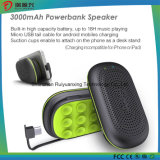 3 In1 Bluetooth 3.0 Haut-parleur et Power Bank & Phone Holder