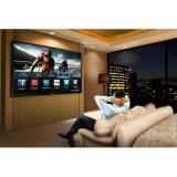 壁のMoutの低い電力のより安いホテルのテレビ
