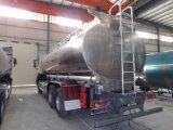 Sinotruk HOWO 6X4 20cbm 석유 탱크 연료 탱크 트럭