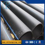 Spéc. en plastique de conduite d'eau de HDPE de tube de PE