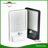 Actualizado 42 LED de luz solar Ultra-Thin sensor de movimiento inalámbrico PIR Lámpara solar IP65 impermeable al aire libre luces de iluminación pared del jardín