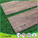 Plancher résidentiel de vinyle des prix en bois de PVC de système bon marché de cliquetis