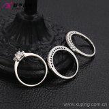 L'anello di fidanzamento grazioso dei monili di 13729 modi ha impostato per le donne