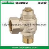 Valve certifiée Certified Quality Bottom Brass (AV5006)