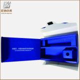 Толщиная коробка штока карточки для косметики оборудует печатание изготовленный на заказ коробки зубной пасты упаковывая
