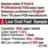 Fr4 libre de halógenos de placa de circuito impreso PCB