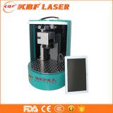 Mini máquina de gravura a laser de fibra portátil