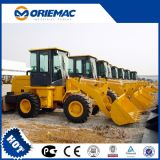 XCMG 판매 Lw180kv1.8 톤을%s 작은 바퀴 로더