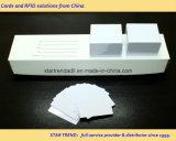 Cartes en blanc Carte blanche Carte en PVC Carte en plastique