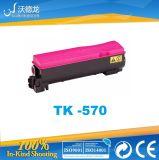 Toner coloreado Tk570/572 de la copiadora de la impresión de la alta calidad para el uso en Fs-C5400dn