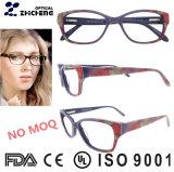 소녀를 위한 아름다운 밝은 색깔 Fashoin 안경알 프레임