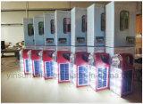 Solartaschenlampe der 3.7V 3000mh bewegliche nachladbare Dringlichkeitsled