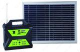20Wホームのための携帯用太陽エネルギーエネルギー発電機