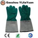 Кожаный трудные перчатки заварки с высоким качеством