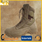 Genuine Suede Cow Leather Heavy-Duty Rubber Military Tactical Desert Boot