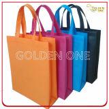Une couleur personnalisée imprimé sac non tissé laminé