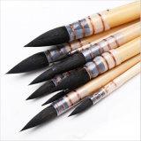 комплект щетки искусствоа картины акварели ручки волос белки 20rq деревянный