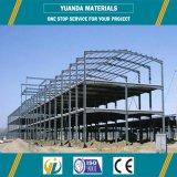 Filipinas prefabricaron la estructura del estacionamiento del coche de acero