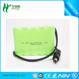 AA 6V 1800mAh NIMH電池