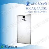 10年の保証のモノクリスタル太陽電池パネル36V300W