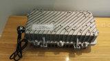 Transmisor óptico 24MW de la estación del relais