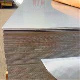 SGS 201 Bis BVの証明のステンレス鋼シート