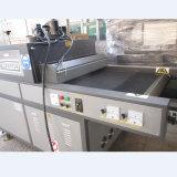 실크 스크린 인쇄에 있는 TM-UV1500 UV 치료 UV 건조기