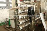 A fábrica produz água mineral equipamento de Osmose Inversa
