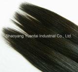 熱い販売の加工されていない中国かインドまたはブラジルの毛の織り方の束(卸売価格)