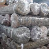 敷物を作るための100%年のポリエステル明白な防火効力のあるシュニールファブリック