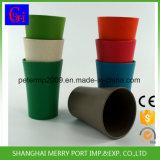 食品等級の高品質の非使い捨て可能な米の殻のファイバーのコップ