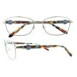 Betriebsbereite auf lager Eyewear Metalloptischer Rahmen-Marke