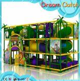 Популярная супер спортивная площадка скольжения для крытого мягкого центра игры для малышей