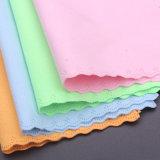Trapo de limpieza de seda de Microfiber de la alta calidad de la fabricación de China