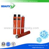 Tube d'aluminium de couleur des cheveux d'Envases Tubulares Flexibles De Aluminio