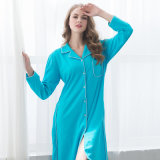 昇進の女性の綿の浴衣/パジャマ/Homewear/Nightwear