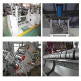 Single-Layer PE PP PS 장 밀어남 선 플라스틱 압출기 기계 판매