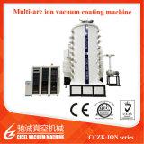 El metal de Cczk transmite la máquina de la decoración/la máquina inoxidable de la placa de acero PVD/la máquina de capa multi colorida del ion del arco del acero inoxidable