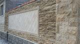 Natürliche Steinwand-Dekoration kultivierte Steinschiefer-Fassade-Wand-Fliese