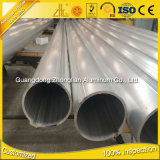 Surtidores de aluminio de China 6063 T5 que anodizan el tubo de aluminio sacado