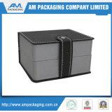 I contenitori di vigilanza su ordinazione comerciano le casse all'ingrosso di carta del contenitore di vigilanza per il regalo degli uomini