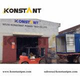 Costipatore vibratorio del piatto della benzina del macchinario della costruzione di strade