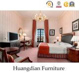 주문품 고전적인 작풍 호텔 방 나무로 되는 가구 (HD003)
