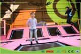 長方形の子供および大人の適性のための屋内トランポリン公園